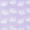 Ткань на отрез бязь плательная 150 см 1682/6 цвет сирень фото
