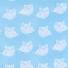 Ткань на отрез бязь плательная 150 см 1682/7 цвет бирюза фото