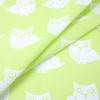 Ткань на отрез бязь плательная 150 см 1682/1 цвет салатовый фото