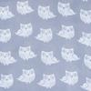 Ткань на отрез бязь плательная 150 см 1682/17 цвет серый фото