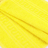 Полотенце махровое 30/50 см цвет 1075 лимон фото