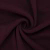 Ткань на отрез кашкорсе 3-х нитка с лайкрой цвет темно-бордовый фото