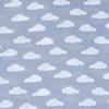 Бязь плательная 150 см 1745/17 цвет серый фото