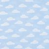 Бязь плательная 150 см 1745/3 цвет голубой фото