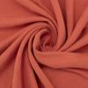 Ткань на отрез лакоста цвет морковный фото