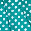 Бязь плательная 150 см 1422/17 цвет изумруд фото