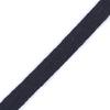 Лента киперная 10 мм цвет черный фото