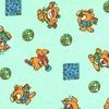 Набор детских пеленок фланель 4 шт 90/120 см 156-5П фото