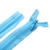 Молния пласт потайная №3 20 см цвет голубой опал фото