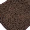Коврик для ванной Makaron 40/60 цвет коричневый фото