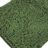 Коврик для ванной Makaron 40/60 цвет темно-зеленый фото