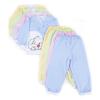 Пижама футер клетка 14 длинный рукав рост 122-128 фото