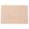 Полотенце-коврик махровое Pecorella ПЦ-103-03083 50/70 см цвет 150 бежевый фото