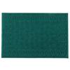 Полотенце-коврик махровое Pecorella ПЦ-103-03083 50/70 см цвет 335 темно-зеленый фото