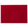 Полотенце-коврик махровое Pecorella ПЦ-103-03083 50/70 см цвет 373 красный фото