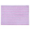 Полотенце-коврик махровое Musivo ПЦ-516-02484 50/70 см цвет 40000 бело-розовый фото