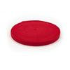 Лента киперная цвет красный 1,5см 1 метр фото