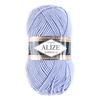 Пряжа для вязания Ализе LanaGold (49%шерсть, 51%акрил) 100гр цвет 200 серый фото