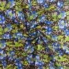 Мерный лоскут бязь плательная 1555/1 цвет синий фото
