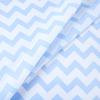 Мерный лоскут бязь плательная 1692 цвет голубой фото