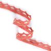 Кружево лен S1017 Рыжий 1,2см 1метр фото