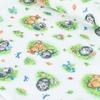 Набор детских пеленок фланель 4 шт 90/120 см 136-1П фото