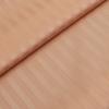 Страйп сатин полоса 1х1 см 220 см 135 гр/м2 цвет 113 персиковый фото