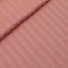 Страйп сатин полоса 1х1 см 220 см 135 гр/м2 цвет 129 коралловый фото