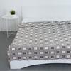 Одеяло байковое 140/200 цвет коричневый фото