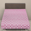 Одеяло байковое детское 100/140 цвет розовый фото