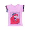 Футболка для девочек Рапунцель цвет розовый 31408 рост 80 см фото