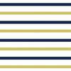 Ткань на отрез интерлок пенье Двухцветная полоска 58-18 фото