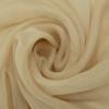 Мерный лоскут вуаль 280 см цвет 23 бежевый от 1 м фото