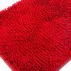 Коврик для ванной Makaron 50/80 цвет красный фото