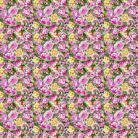 Фланель Престиж 150 см набивная арт 525 Тейково рис 21213 вид 1 Розалия фото