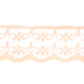 Кружево капрон 20 мм/10 м цвет 133-1 персиковый фото