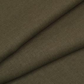 Ткань на отрез бязь М/л Шуя 150 см 10010 цвет хаки фото