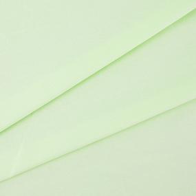 Ткань на отрез поплин гладкокрашеный 220 см 115 гр/м2 цвет салат 10062/4 фото