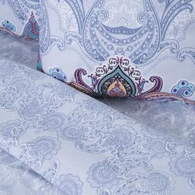 Постельное белье 559/1 Волшебная ночь голубая 1.5 сп поплин фото