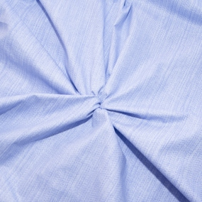 Постельное белье из перкаля Эко Нежность Евро с нав 70/70 фото