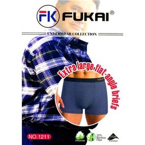 Мужские трусы FUKAI 1211 в упаковке 2 шт 6ХL фото
