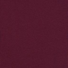 Ткань на отрез кашкорсе 3-х нитка с лайкрой цвет бордовый фото