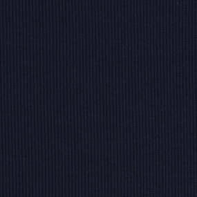 Ткань на отрез кашкорсе 3-х нитка с лайкрой цвет темно-синий фото
