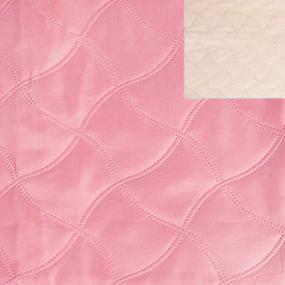 Ультрастеп 220 +/- 10 см цвет розовый-бежевый на отрез фото