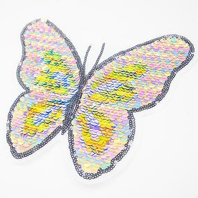 Аппликация Бабочка трансформер 22*19см фото