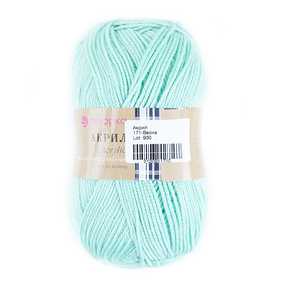 Пряжа для вязания ПЕХ Акрил 100гр/300м цвет 171 весна фото