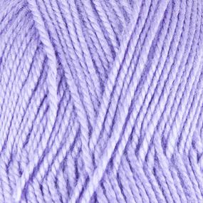 Пряжа для вязания ПЕХ Акрил 100гр/300м цвет 389 св. фиалка фото