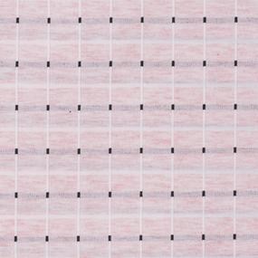 Ткань на отрез футер с лайкрой Жаккард цвет розовый фото