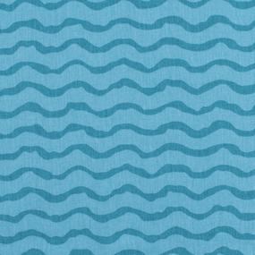Ткань на отрез поплин 150 см 3056-1 Крабики (компаньон) фото