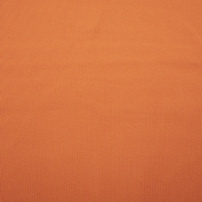 Ткань на отрез кашкорсе с лайкрой цвет Оранжевый фото